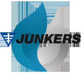 Reparacion de calderas de gas Junkers en Alcorcon.Logo calderas Junkers.