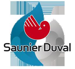 Reparacion de calderas de gas Saunier Duval en Alcorcon. Logo calderas Saunier Duval.