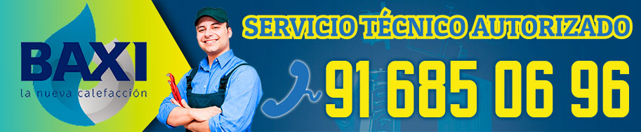 servicio tecnico Baxi Alcorcon