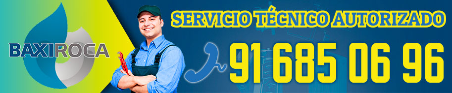 Servicio Tecnico BaxiRoca en Boadilla del Monte