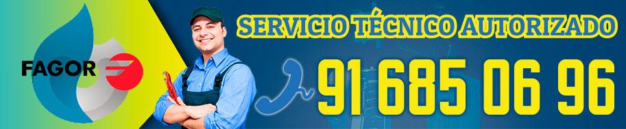 servicio tecnico de reparacion de calderas Fagor en Alcorcon
