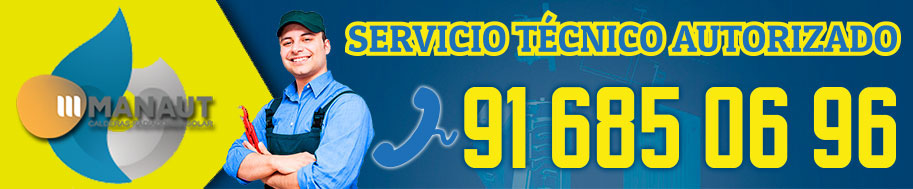 Servicio tecnico de reparacion de calderas Manaut en Alcorcon