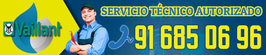 servicio tecnico de reparacion de calderas Vaillant en Alcorcon