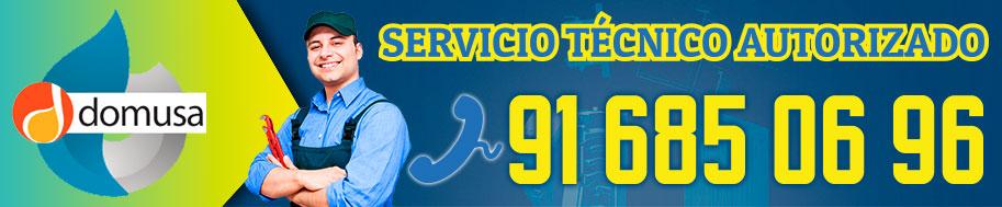 servicio tecnico de Servicio tecnico Domusa Alcorcon