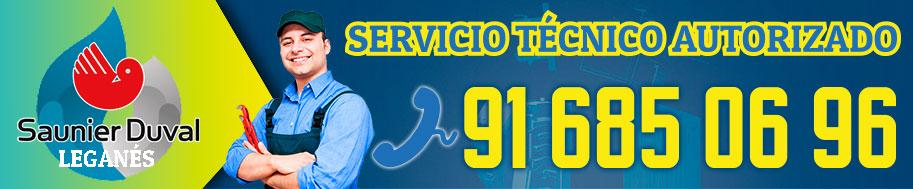 Servicio tecnico Saunier Duval Leganes