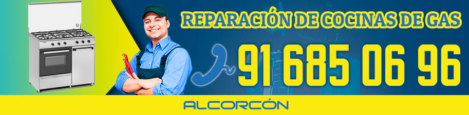 Reparación de cocinas de gas en Alcorcón