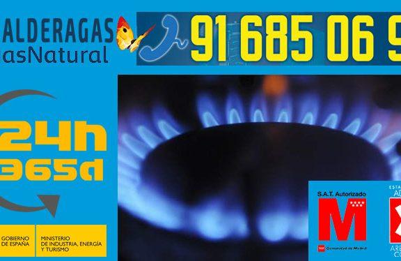 16 detenidos en Madrid por manipular instalaciones de gas