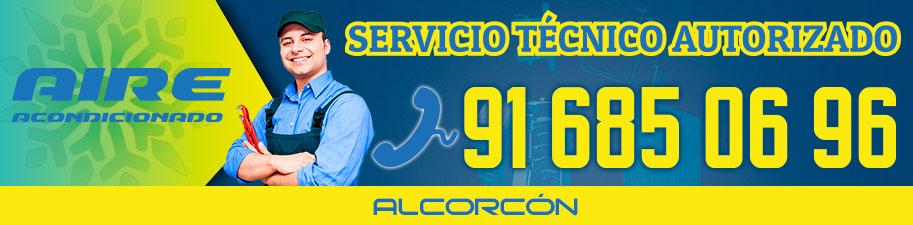 Reparacion aire Acondicionado Alcorcon
