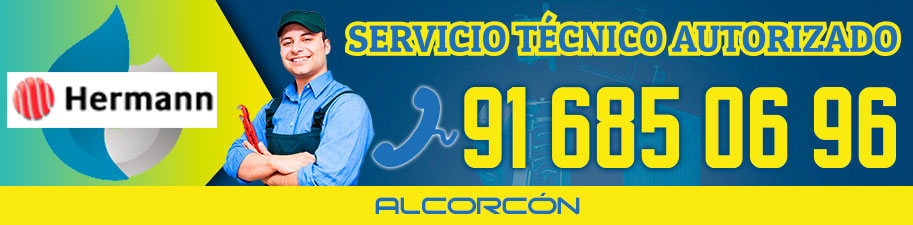 Servicio tecnico calderas Hermann Alcorcon