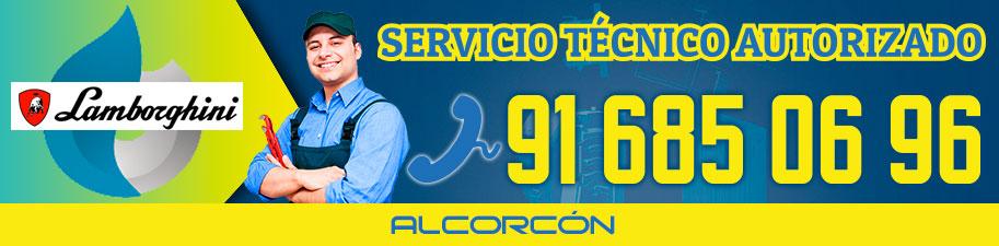 Servicio tecnico calderas Lamborghini Alcorcon