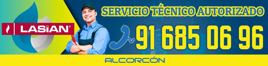 Servicio tecnico calderas Lasian Alcorcon
