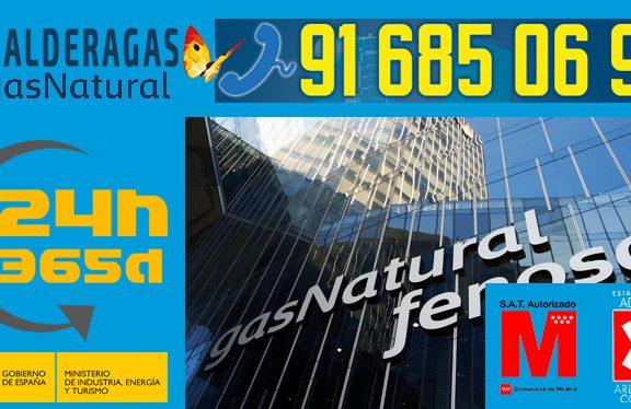 Gas Natural Fenosa propone crear un registro de usuarios vulnerables