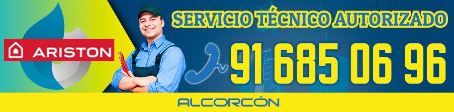 Servicio tecnico calderas Ariston Alcorcon