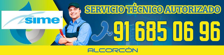 Servicio Tecnico Calderas Sime Alcorcon