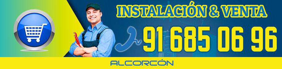 Instalación y venta de calderas en Alcorcón