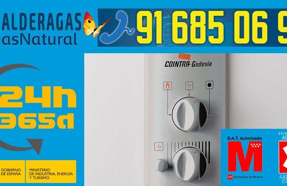 Calentadores estanco obligatorios para instalación en obra nueva
