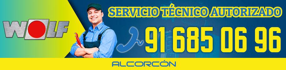 Servicio Técnico Calderas Wolf en Alcorcón