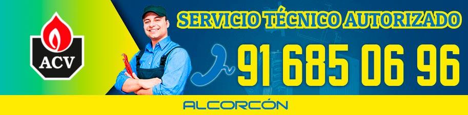 Servicio técnico calderas ACV en Alcorcón