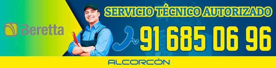 Servicio Técnico Calderas Beretta en Alcorcón