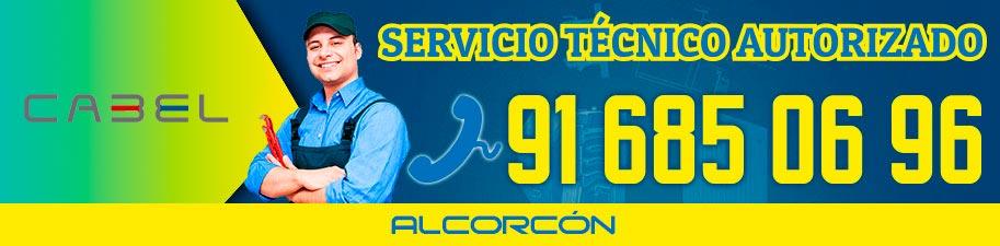 Servicio técnico calderas Cabel en Alcorcón