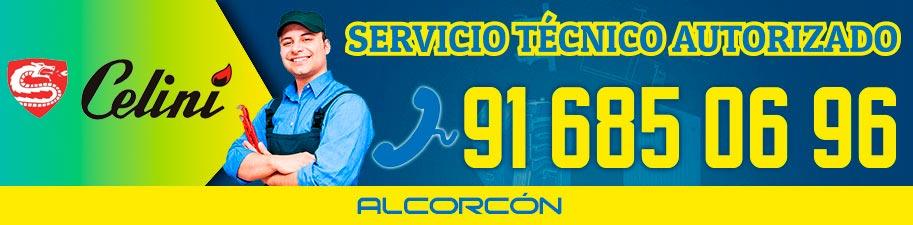 Servicio Técnico Calderas Celini en Alcorcón