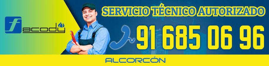 Servicio técnico calderas Facody Alcorcón