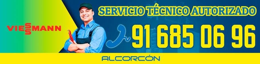 Servicio técnico calderas Viessmann en Alcorcón