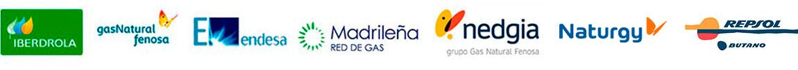 Empresa autorizada compañías de gas Alcorcón para la tramitación y gestión de certificados