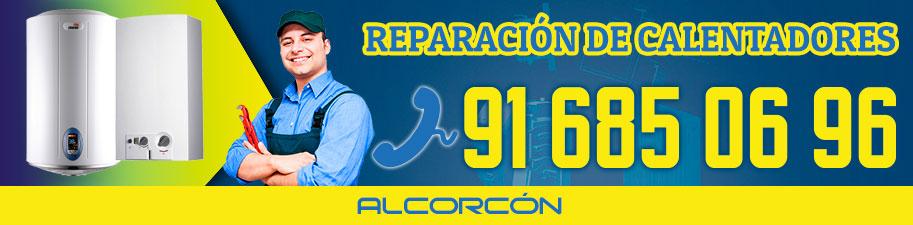 Reparación de calentadores en Alcorcón