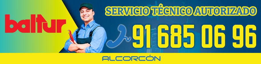 Servicio técnico Baltur en Alcorcón